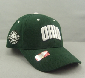 Ohio Bobcats Adjustable Hat