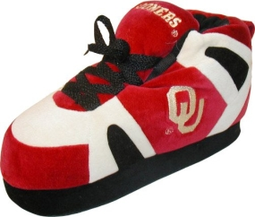 Oklahoma Sooners Boot Slippers