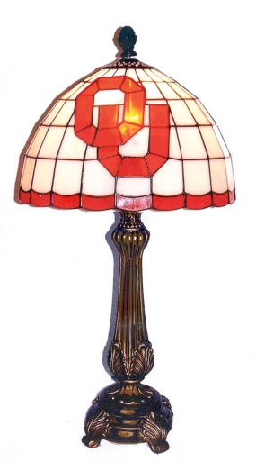 Oklahoma Sooners Accent Lamp