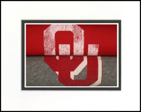 Oklahoma Sooners Vintage T-Shirt Sports Art