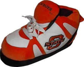 Oklahoma State Cowboys Boot Slippers