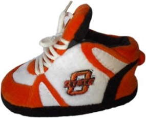 Oklahoma State Cowboys Baby Slippers