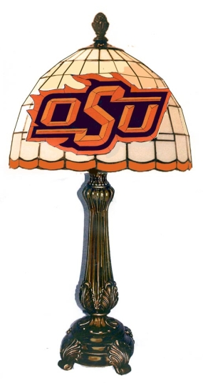 Oklahoma State Cowboys Accent Lamp