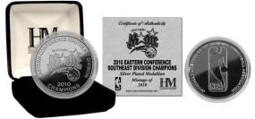 Orlando Magic 2010 Division Champs Silver Coin