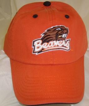 Oregon State Beavers Adjustable Crew Hat