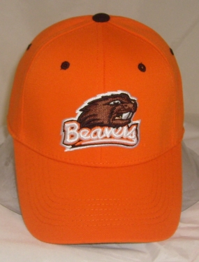 Oregon State Beavers Team Color One Fit Hat