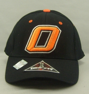 Oklahoma State Cowboys Black One Fit Hat