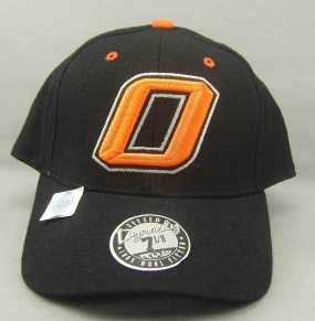 Oklahoma State Cowboys Dynasty Fitted Hat