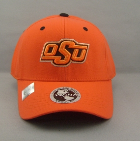 Oklahoma State Cowboys Team Color One Fit Hat