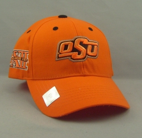 Oklahoma State Cowboys Adjustable Hat
