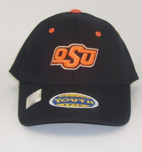 Oklahoma State Cowboys Youth Team Color One Fit Hat