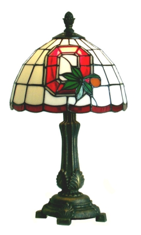 Ohio State Buckeyes Accent Lamp