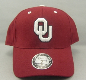 Oklahoma Sooners Dynasty Fitted Hat