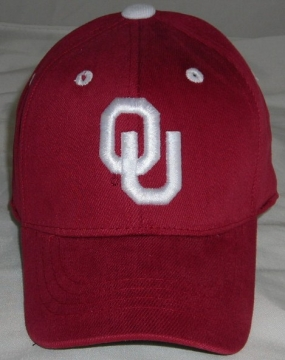 Oklahoma Sooners Infant One Fit Hat