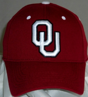 Oklahoma Sooners Team Color One Fit Hat