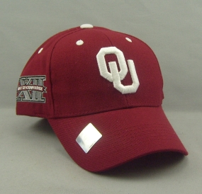 Oklahoma Sooners Adjustable Hat