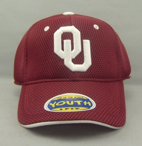 Oklahoma Sooners Youth Elite One Fit Hat