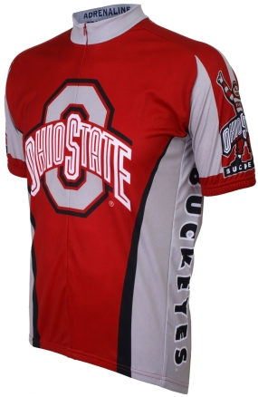 Ohio State Buckeyes Cycling Jersey