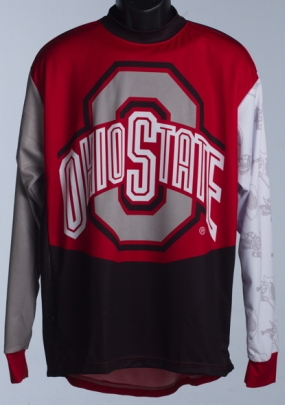 Ohio State Buckeyes Mountain Bike Jersey