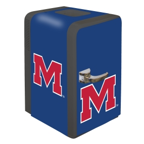 Mississippi Rebels Portable Party Refrigerator