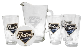 San Diego Padres Pitcher Set