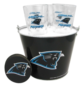 Carolina Panthers Gift Bucket Set