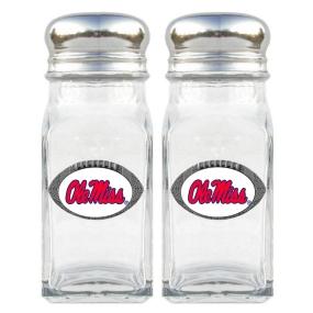 Mississippi Rebels Salt and Pepper Shaker