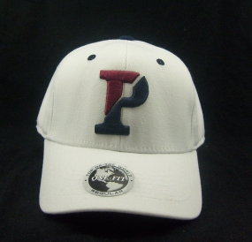 Pennsylvania Quakers White One Fit Hat