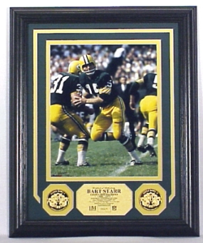 BART STARR LEGENDS PHOTOMINT