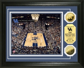 Rupp Arena 24KT Gold Coin Photo Mint