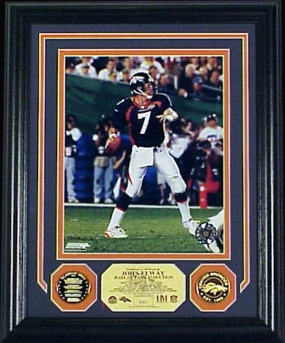 John Elway Hall Of Fame Induction Photo Mint