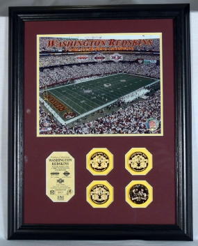 Washington Redskins 3 Time Super Bowl Champions Photomint