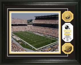 Heinz Field 24KT Gold Coin Photo Mint