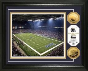 Edward Jones 24KT Gold Coin Photo Mint
