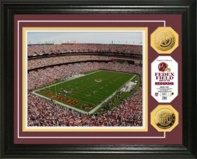 FedEx Field 24KT Gold Coin Photo Mint