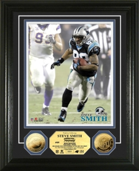 Steve Smith 24KT Gold Coin Photo Mint