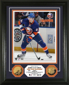 John Tavares 24KT Gold Coin Photo Mint