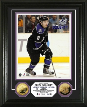 Drew Doughty 24KT Gold Coin Photo Mint