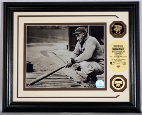 "Honus Wagner ""Legends Series"" Photo Mint"