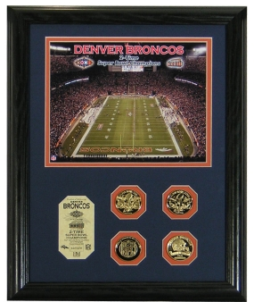 Denver Broncos Super Bowl Photomint