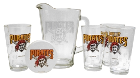 Pittsburgh Pirates Pitcher Set