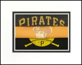 Pittsburgh Pirates Vintage T-Shirt Sports Art