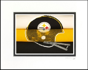 Pittsburgh Steelers Vintage T-Shirt Sports Art