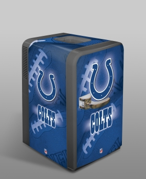 Indianapolis Colts Portable Party Refrigerator