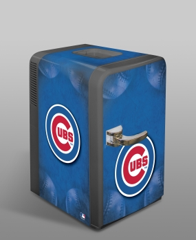 Chicago Cubs Portable Party Refrigerator