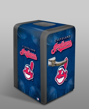 Cleveland Indians Portable Party Refrigerator