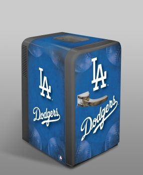 Los Angeles Dodgers Portable Party Refrigerator
