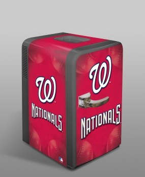 Washington Nationals Portable Party Refrigerator