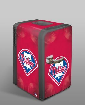 Philadelphia Phillies Portable Party Refrigerator