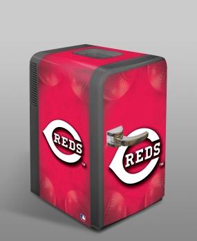 Cincinnati Reds Portable Party Refrigerator